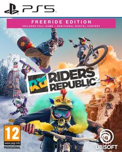 Riders Republic Freeride Special Day 1 Edition PS5