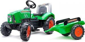 Falk Supercharger traktor na pedale i prikolica 2021AB