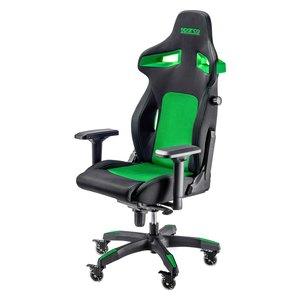 Sparco Stint gaming stolica, crno/zelena