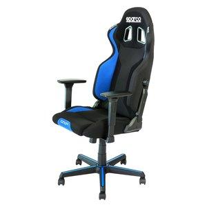 Sparco Grip gaming stolica, crno/plava