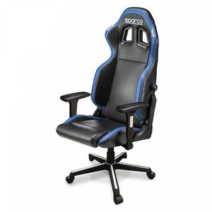 Sparco Icon gaming stolica, crno/plava