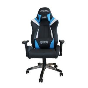 Spawn Hero series gaming stolica, crno/plava