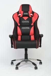 Spawn Flash series XL gaming stolica, crno/crvena