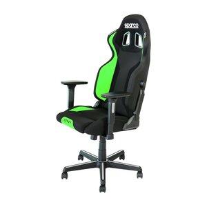 Sparco Grip gaming stolica, crno/zelena