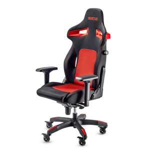 Sparco Stint gaming stolica, crno/crvena