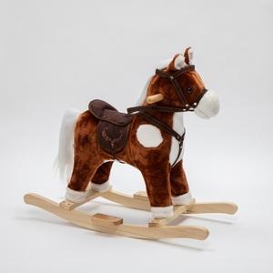 Bertonne konjić na ljuljanje GD 600- Dark Brown