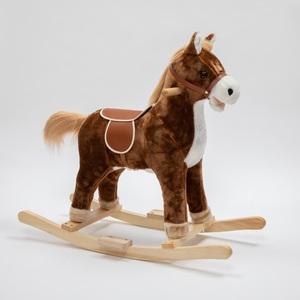 Bertonne konjić na ljuljanje GD 100- Brown