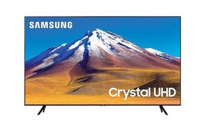 SAMSUNG LED televizor 55TU7092, Crystal 4K Ultra HD, Screen mirroring, Smart
