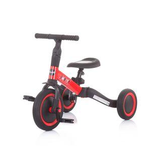 Chipolino tricikl/balance bike 2u1 Smarty Red