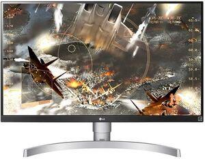 LG monitor 27UL650-W, IPS panel, 4K, HDMI, DP, FreeSync