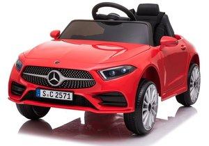 Licencirani auto na akumulator – Mercedes CLS 350 – crveni