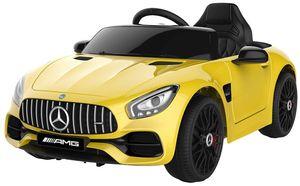 Licencirani automobil na akumulator Mercedes GT žuti*R_testirano_TPNJ