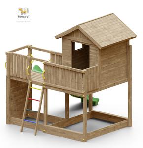 Fungoo drveno dječje igralište - Kućica GALAXY L