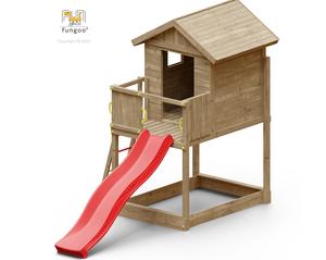 Fungoo drveno dječje igralište - Kućica GALAXY S