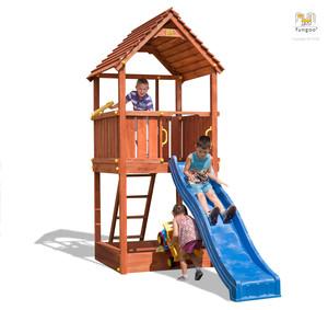 Fungoo drveno dječje igralište JOY toranj