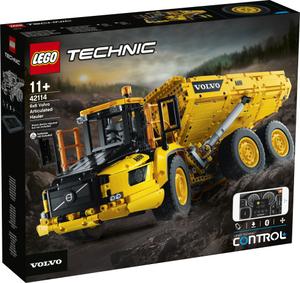 LEGO Technic 6x6 Volvo zglobni istovarivač 42114