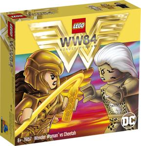 LEGO Super Heroes Wonder Woman vs. Cheetah 76157