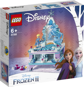 LEGO Disney Frozen Elzina kutija za nakit 41168