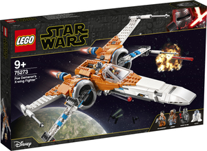 LEGO Star Wars Poeov X-Wing Fighter™ 75273