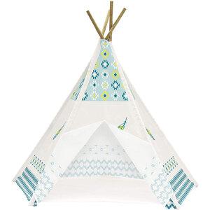 HOK ACHOKA indijanski šator Teepe plavi