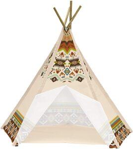 HOK ACHOKA indijanski šator Teepe smeđi