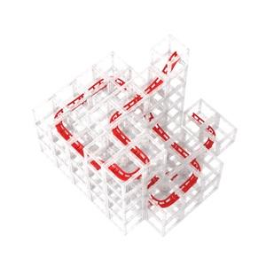 DESIGN NEST modularni magnetski poligon MagnetCubes osnovni komplet