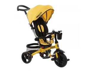Kikka Boo tricikl Xammy Yellow