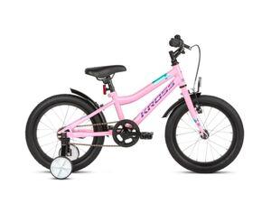 KROSS dječji bicikl Mini 3.0 16 rozo/ljubičasta