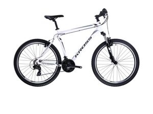 KROSS bicikl MTB Hexagon 1.0 26 bijelo/crna vel.M