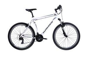 KROSS bicikl MTB Hexagon 1.0 26 bijelo/crna vel.L