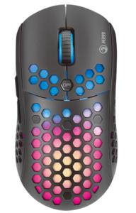 MARVO SCORPION M399, miš žičani, 6400 DPI, crni