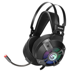 Marvo Scorpion HG9015G, LED, gaming slušalice 7.1 PC/PS4/PS5, crne