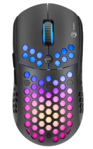 MARVO PRO G961, miš žičani, RGB, 12000 DPI, crni