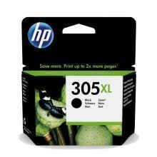 Tinta HP 305XL, crna, 3YM62AE
