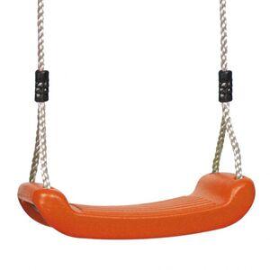 JS plastična ljuljačka - daska 38 cm crvena