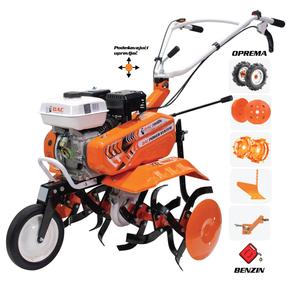 RURIS DAC motorna kopačica 7,0 Ks - 7000ACC2
