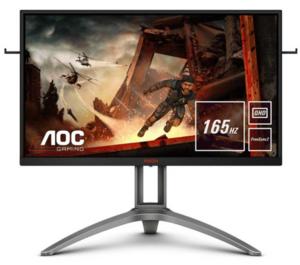 AOC AGON monitor AG273QXP, QHD, 165Hz, HDMI
