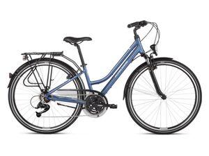 KROSS gradski bicikl Trans 2.0 Women plavi vel.L