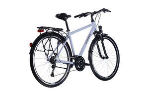KROSS gradski bicikl TRANS 1.0 MEN crno/siva vel.L