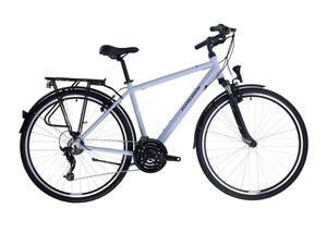 KROSS gradski bicikl TRANS 1.0 MEN crno/siva vel.M