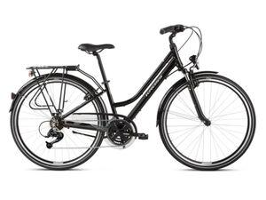 KROSS gradski bicikl Trans 2.0 Women crni vel.M