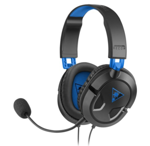 TURTLE BEACH Recon 50P slušalice, mikrofon, PS4/PS5, crne