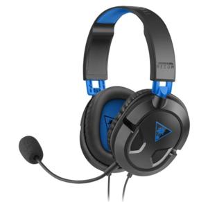 Turtle Beach Recon 50, gaming slušalice PC/PS4/PS5/XBOX, crno/plave