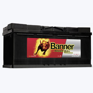 Banner Power Bull PRO, 12V/100 Ah, akumulator