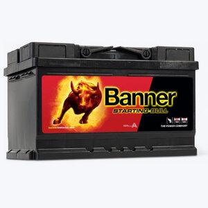 Banner Starting, 12V/70 Ah, akumulator