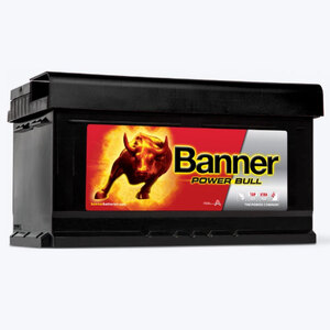 Banner Power Bull, 12V/80 Ah, akumulator