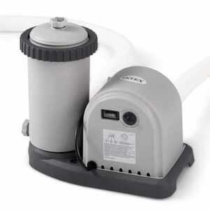 INTEX pumpa za filtriranje - 220-240 V, 1500 litra/hr