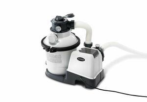INTEX pješćana pumpa za filtriranje - 220-240 V, 1200 litra/hr