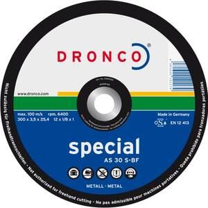 DRONCO rezna ploča 300x3,5x22 special AS30S 25 komada