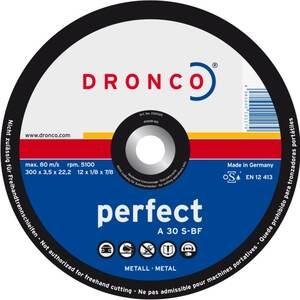 DRONCO rezna ploča 300x3,5x25,4 perfect A30S 25 komada